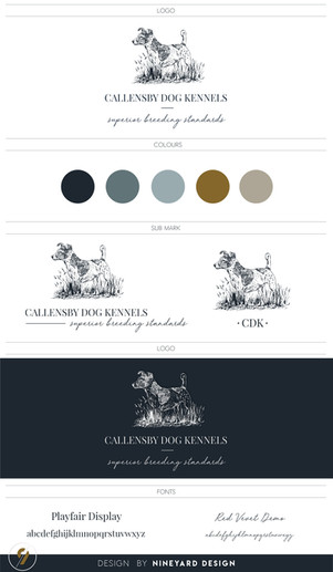 Branding Callensby Kennels