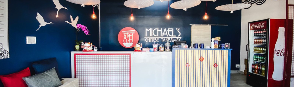 Michaels Chinese Takeaway