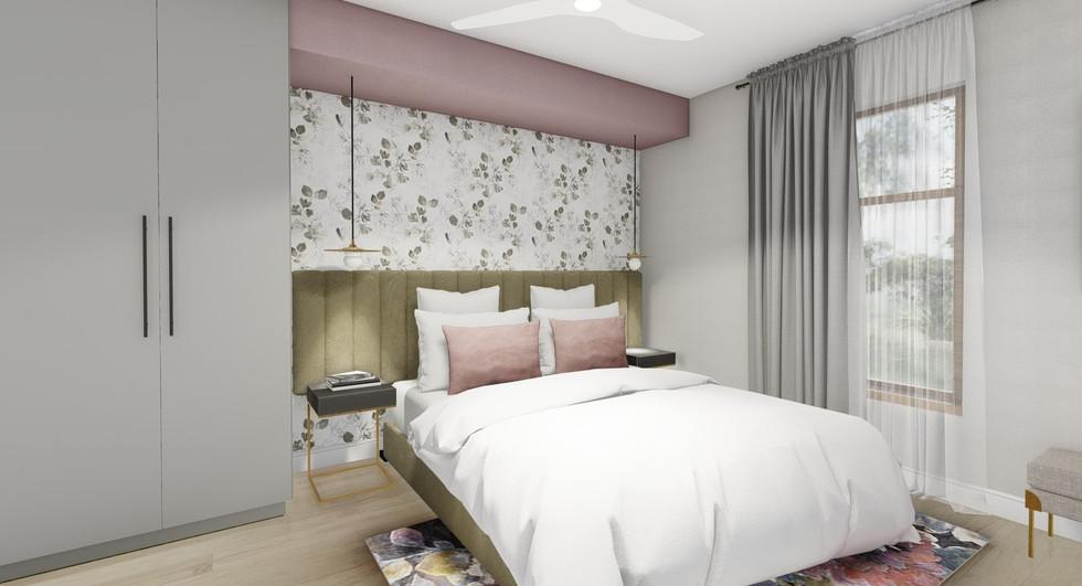 Master bedroom revamp