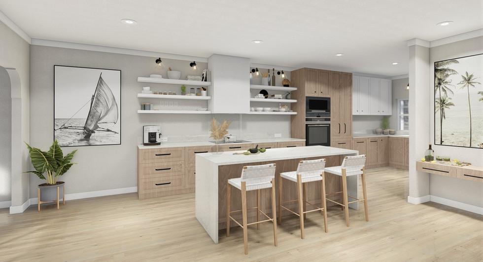 Kitchen option 2