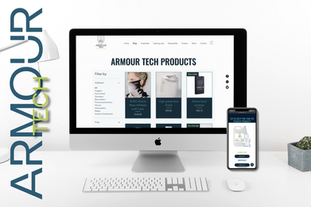 Armour Tech website