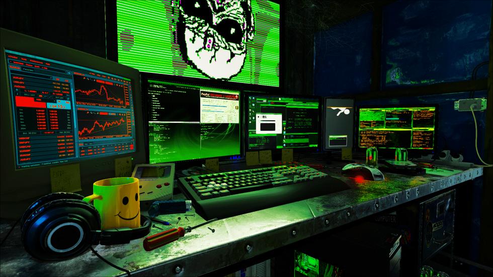 Hackers Basement 03