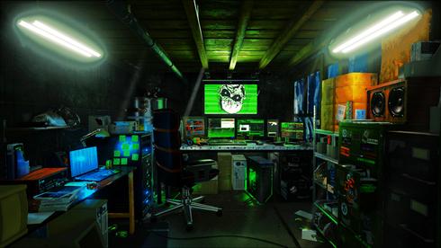 Hackers Basement 01