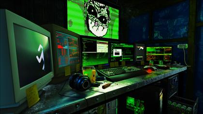 Hackers Basement 0