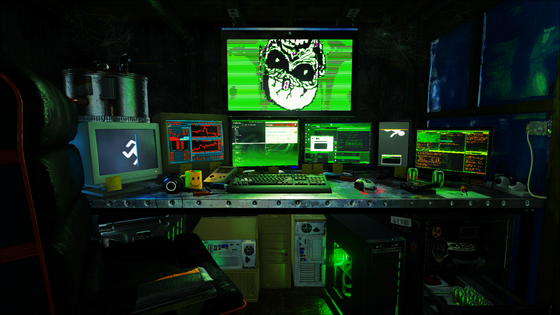Hackers Basement 06