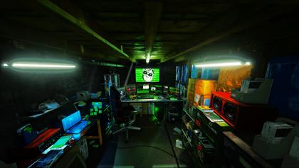 Hackers Basement 04