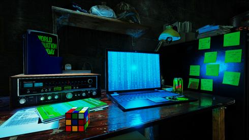 Hackers Basement 02