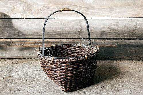 Small Basket - Woven