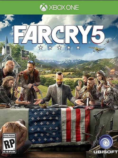 FAR CRY 5 digital Xbox One