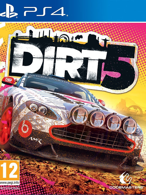 DIRT 5 Ps4 digital