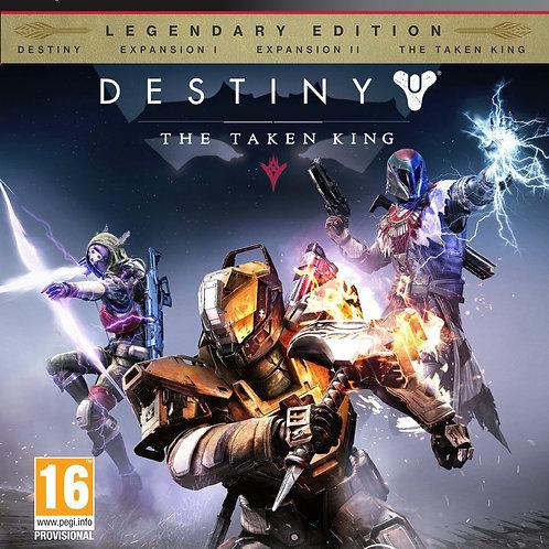 Destiny: El Rey de los Poseídos Edición Legendaria