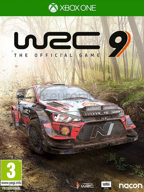 WRC 9 digital Xbox One