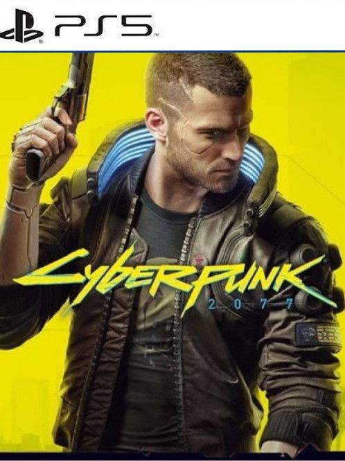 CYBERPUNK 2077 - PS5 digital