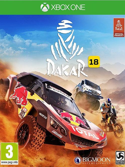 DAKAR 18 digital Xbox One