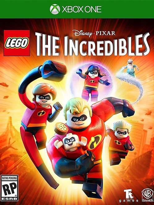 LEGO Los Increibles digital Xbox One