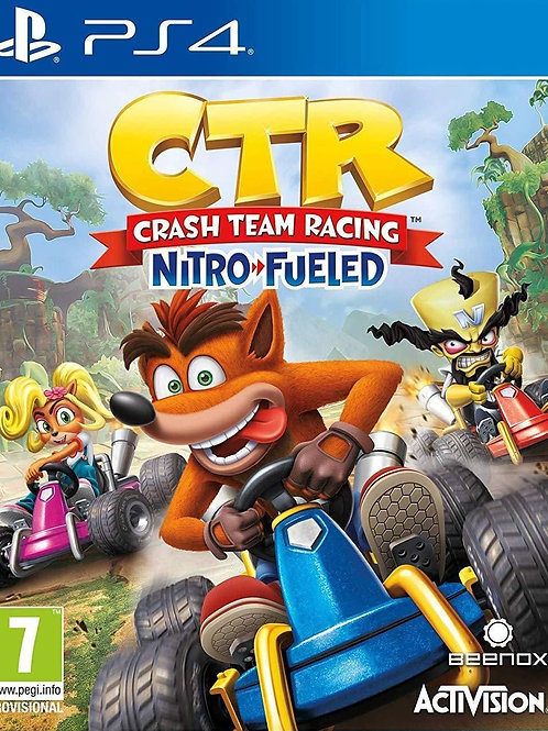Crash Team Racing Nitro-Fueled Ps4 digital