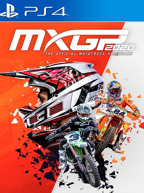 MXGP 2020 Ps4 digital