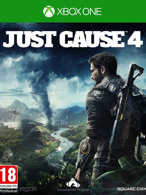 JUST CAUSE 4 digital Xbox One