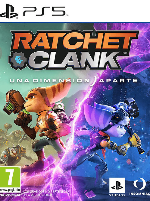 RATCHET & CLANK - PS5 digital