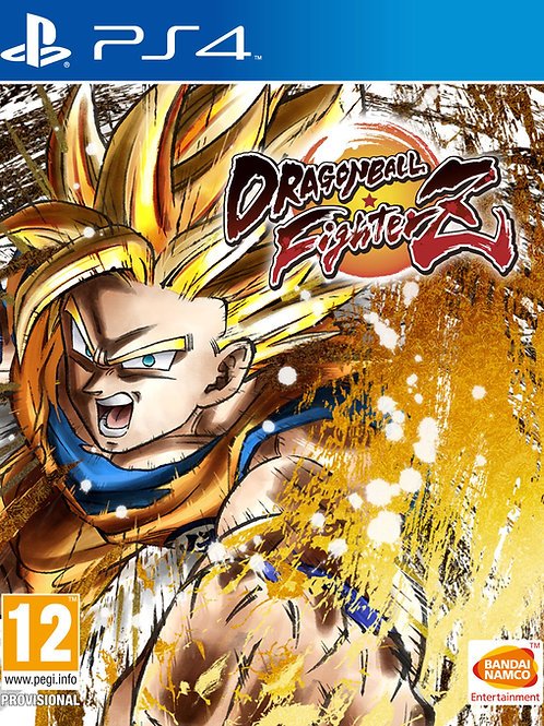 Dragon Ball FighterZ ps4 digital
