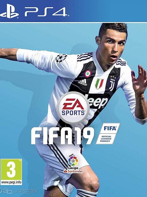 FIFA 19 digital ps4