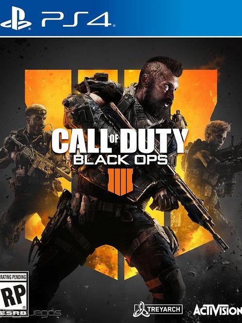 CALL of DUTY Black Ops 4 digital ps4 IV
