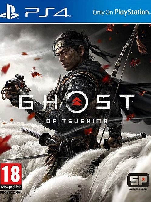 Ghost of Tsushima Ps4 digital