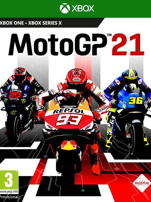 MotoGP 21 digital Xbox One