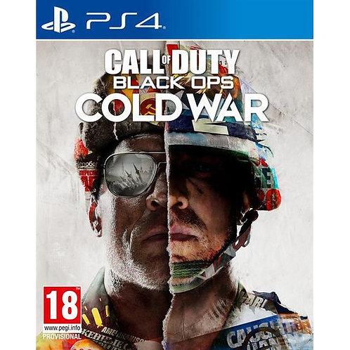 call of duty COLD WAR Ps4 digital