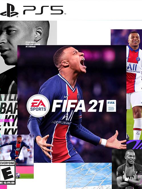 FIFA 21 - PS5 digital