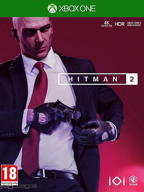 HITMAN 2 digital Xbox One