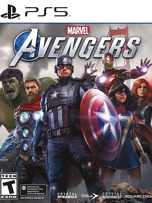 Marvel Avengers - PS5 digital