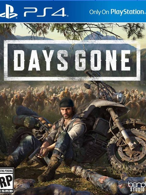 Days gone digital ps4