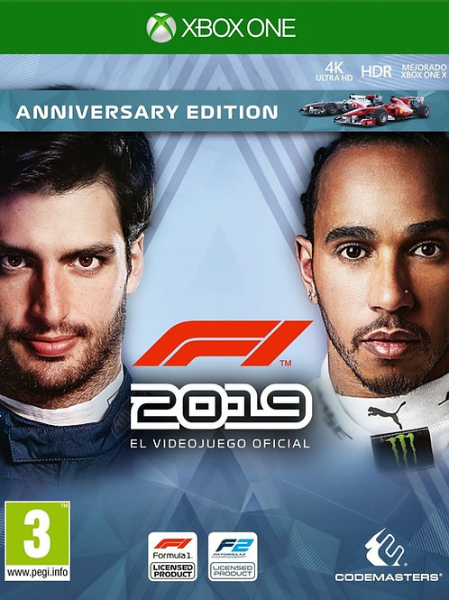 F1 2019  digital Xbox One