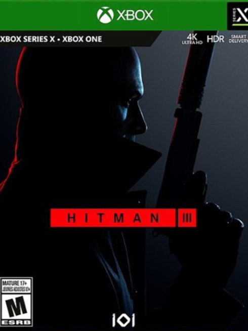 HITMAN 3 III digital Xbox One