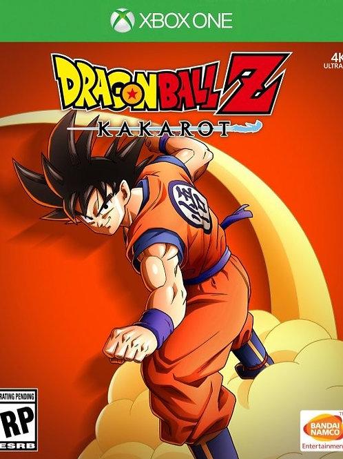 Dragon Ball Z KAKAROT digital Xbox One