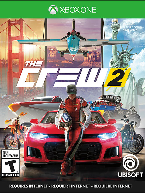 THE CREW 2 digital Xbox One