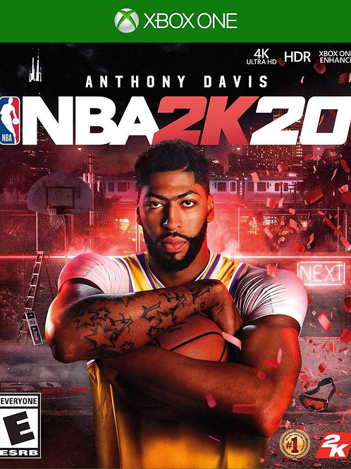NBA 2K20 digital Xbox One