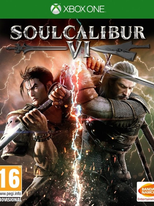 SOULCALIBUR VI digital Xbox One