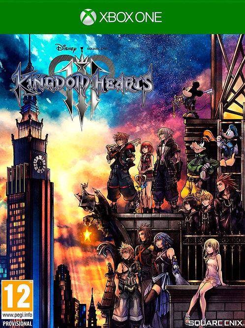 Kingdom Hearts III 3 digital Xbox One