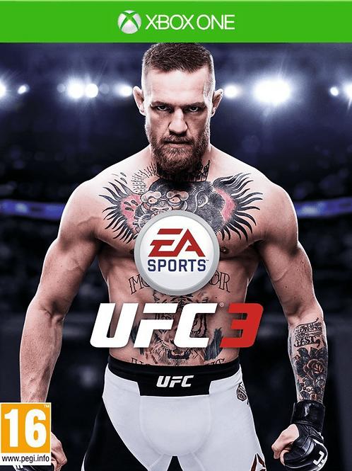 UFC 3 digital Xbox One