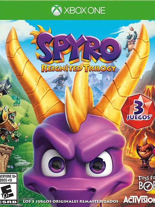 SPYRO DRAGON Trilogía digital Xbox One