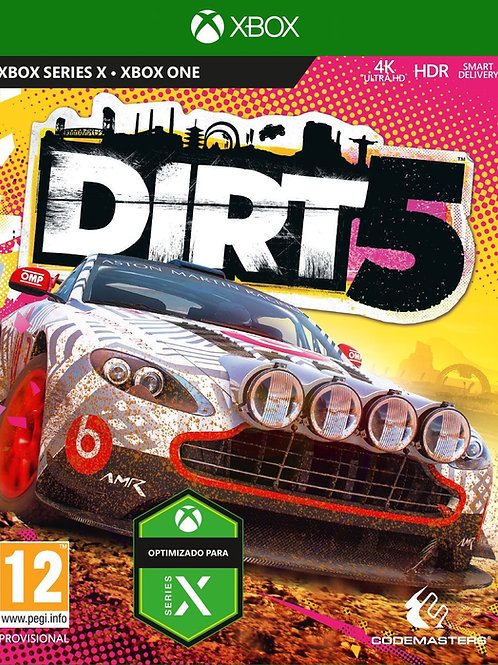 DIRT 5 digital Xbox One