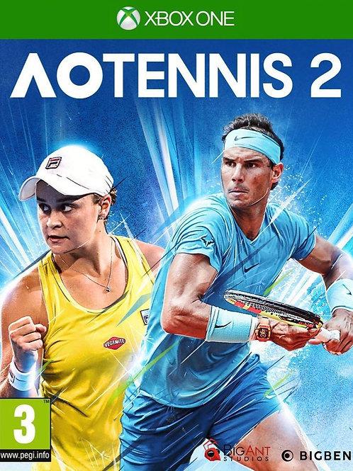 AO TENNIS 2 digital Xbox One