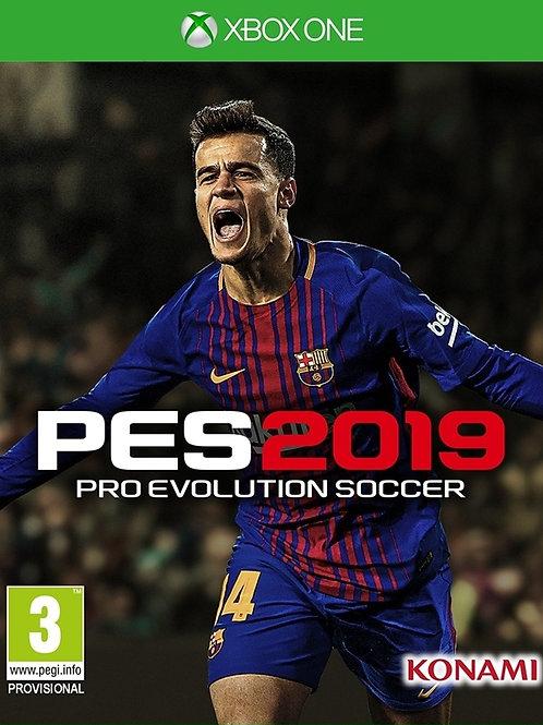 PES 2019 digital Xbox One