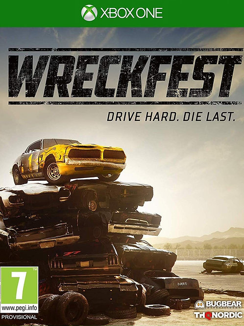 WRECKFEST digital Xbox One