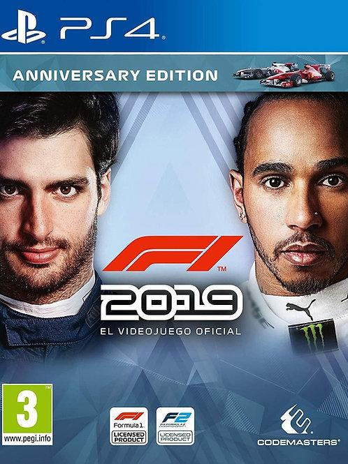 F1 2019 digital Ps4