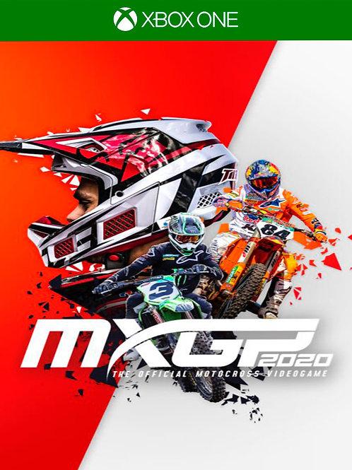MXGP 2020 digital Xbox One