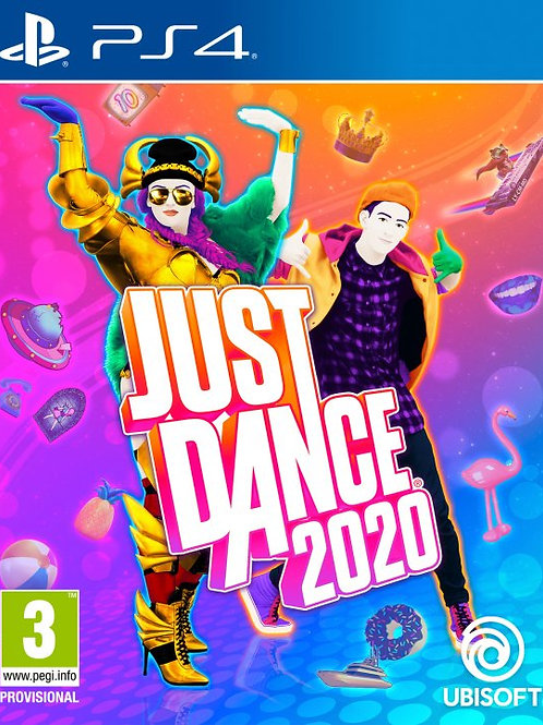 JUST DANCE 2020 Ps4 digital