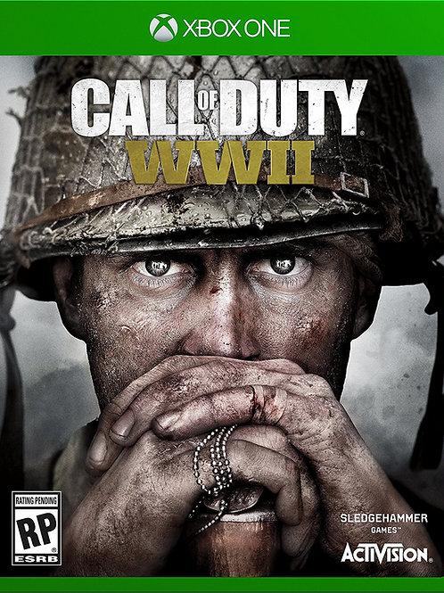 COD WW II digital Xbox One